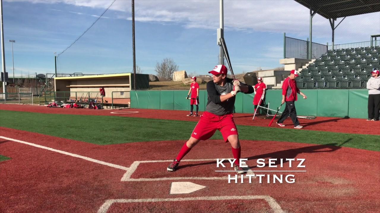 Okotoks Dawgs alum Kye Seitz (Okotoks, Alta.) went 4-for-10 (.400 batting average) in two games for Bellevue.