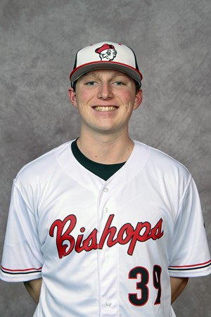 Okanagan A's alum Luigi Russo (Kelowna, BC) went 6-for-9 with nine runs and six RBIs for the Ohio Wesleyan Battling Bishops. Photo: Ohio Wesleyan Athletics