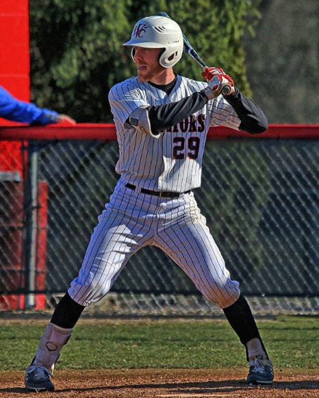 Great Lake Canadians alum Noah Myers (Wyoming, Ont.) finished the regular season with 72 stolen bases for Wabash Valley. Photo: Twitter