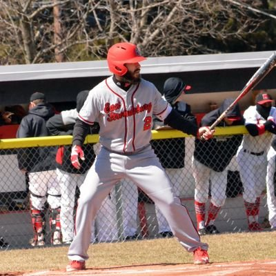 Ontario Terrier alum Zarley Cina (Kitchener, Ont.) had five hits in two games for East Stroudsburg. Photo: East Stroudsburg Athletics