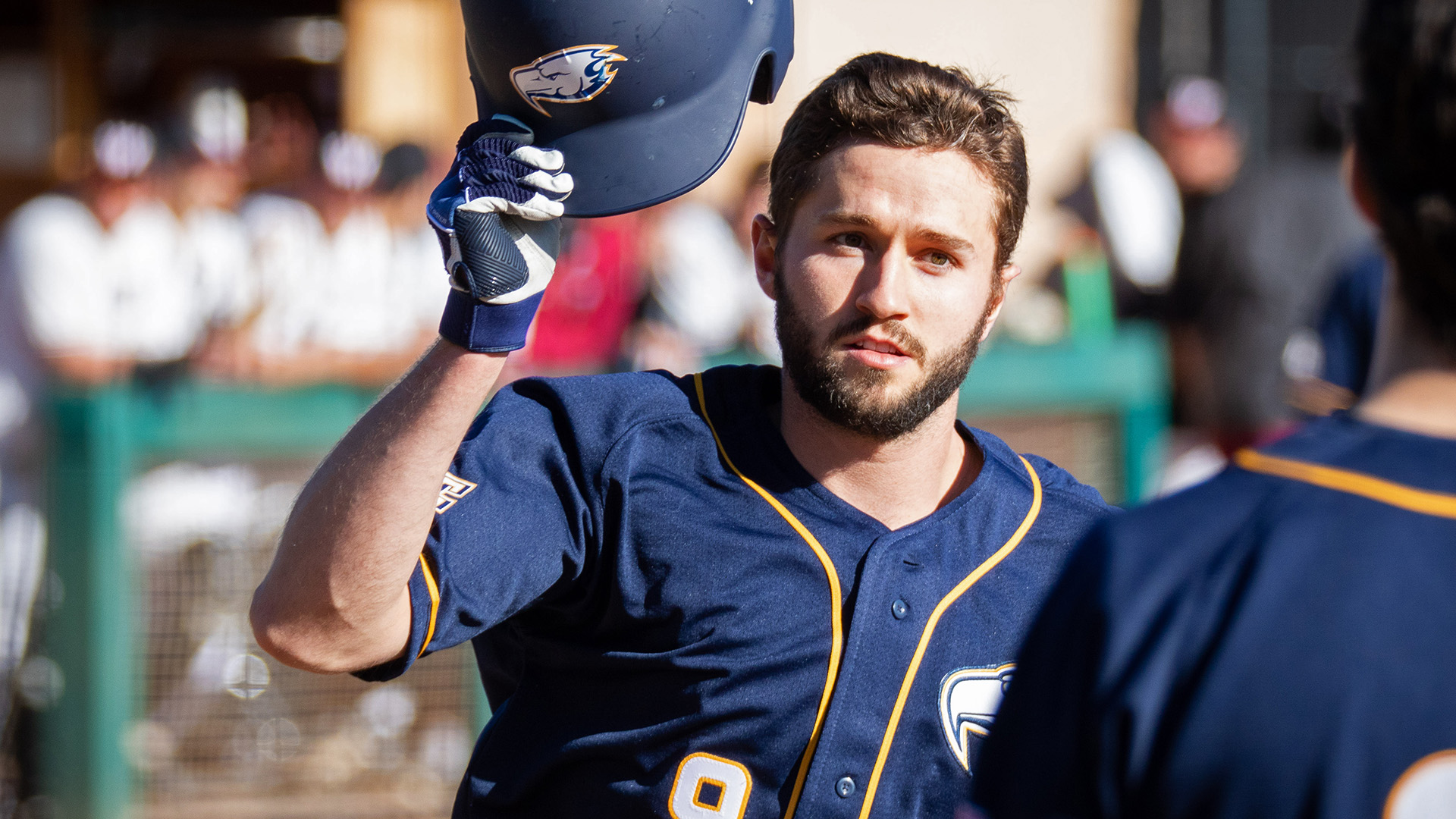 Former Whalley Chief Jordan Dray (White Rock, B.C.) had six hits and six RBIs in three games for the University of British Columbia Thunderbirds in the California Pacific Conference Championship.