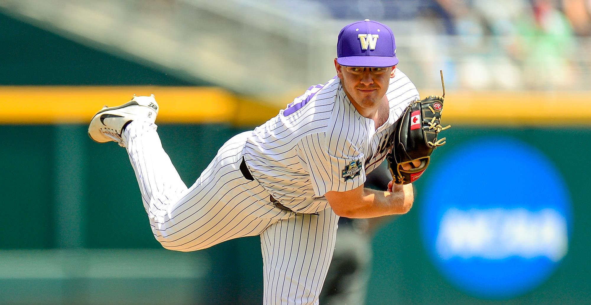 Photo: University of Washington Athletics