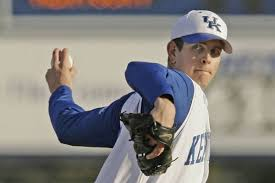 Former North Delta Blue Jays and Kentucky Wildcats LHP James Paxton was the first Canadian chosen in 2009