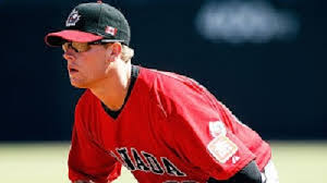 Former North Delta Blue Jays C Justin Morneau was the top man in 1999
