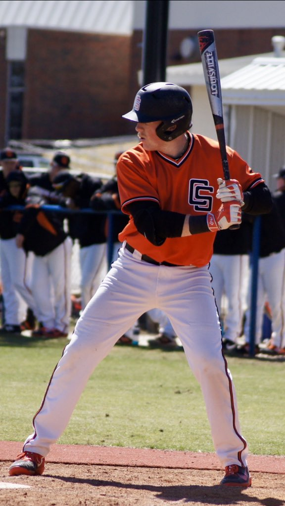 Ontario Nationals alum David Mendham (Dorchester, Ont.) had a huge season for the Connors State Cowboys. Mendham hit .422 with 14 home runs and 85 RBIs in 61 games. For his efforts, he has been named NJCAA Division I Second Team All-American.
