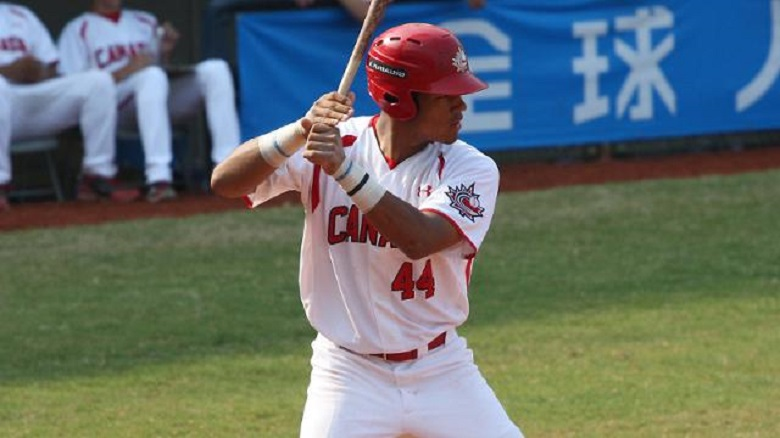 Former Ontario Blue Jay and Toronto Met Gareth Morgan (North York, Ont.) was released by the Seattle Mariners, has been picked up by the Los Angeles Angels and assigned to class-A Inland Empire 66'ers.