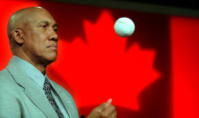 Fergie Jenkins (Chatham, Ont.) won 284 games in his 19-year major league career and is the only Canadian that has been elected to the National Baseball Hall of Fame in Cooperstown.