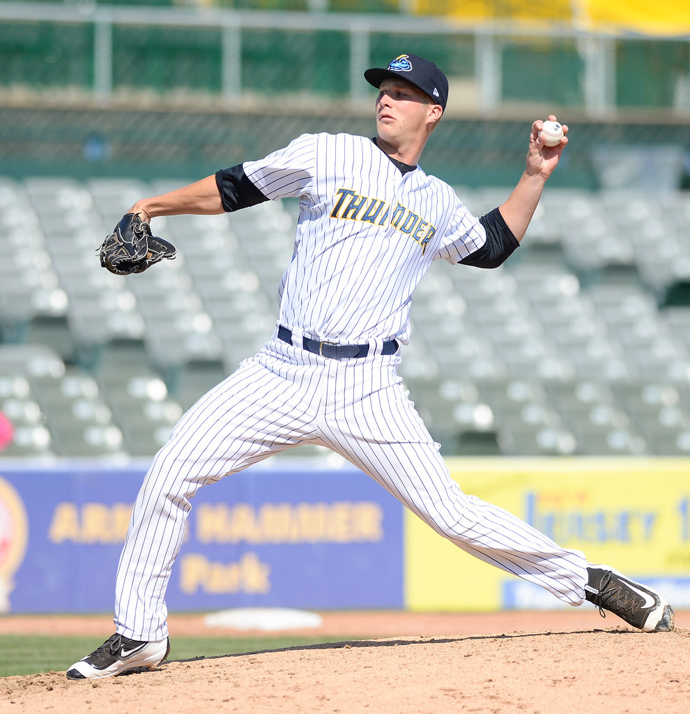 The Yankees selected another LHP — Evan Rutckyj (Windsor Ont.) of the Windsor Selects and Detroit Jet Box in 2010.