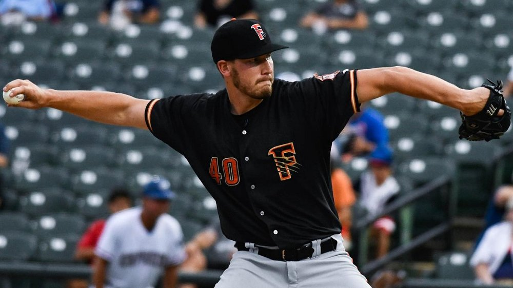 Former Ontario Nationals RHP Brock Dykxhoorn (Goderich Ont.) was selected by the Houston Astros in 2014.
