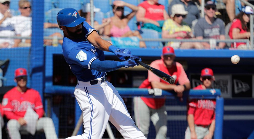 Oakville Royals OF Dalton Pompey (Mississauga, Ont.) was selected by the Toronto Blue Jays in 2010.