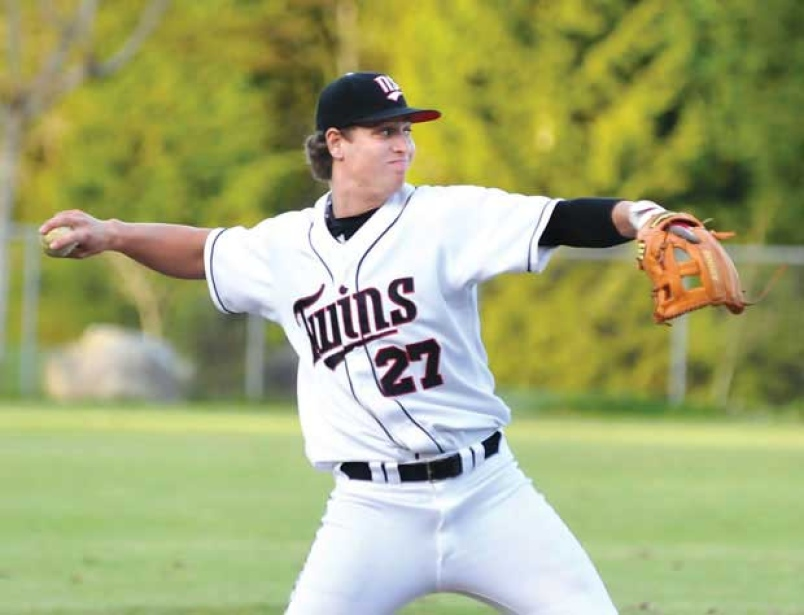 North Shore Twins grad 3B Lachlan Fontaine (North Vancouver, BC) was selected by the Mariners in 2013.