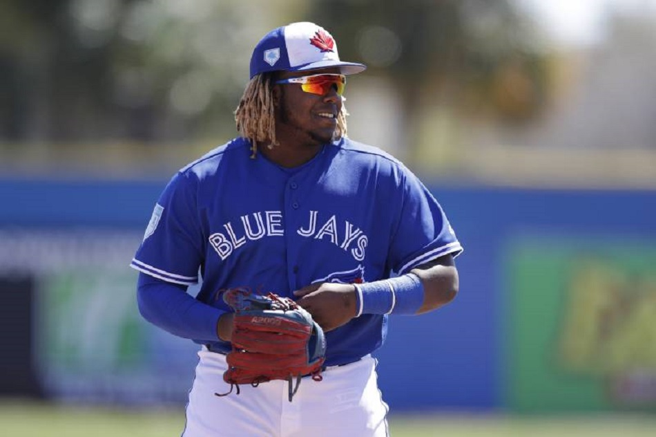 Vladimir Guerrero Jr. (Montreal, Que.) is just the latest Canadian to win American League Player of the Week honours.