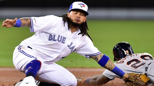 The Cincinnati Reds have acquired veteran infielder Freddy Galvis from the Toronto Blue Jays on a waiver claim.