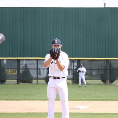 Muenster Red Sox alum Logan Hofmann (Muenster, Sask.), who was selected by the St. Louis Cardinals in the 2019 MLB draft, has elected to attend Northwestern State University. Hofmann pitched last season for the Colby Community College Trojans. Photo: Colby Community College Athletics