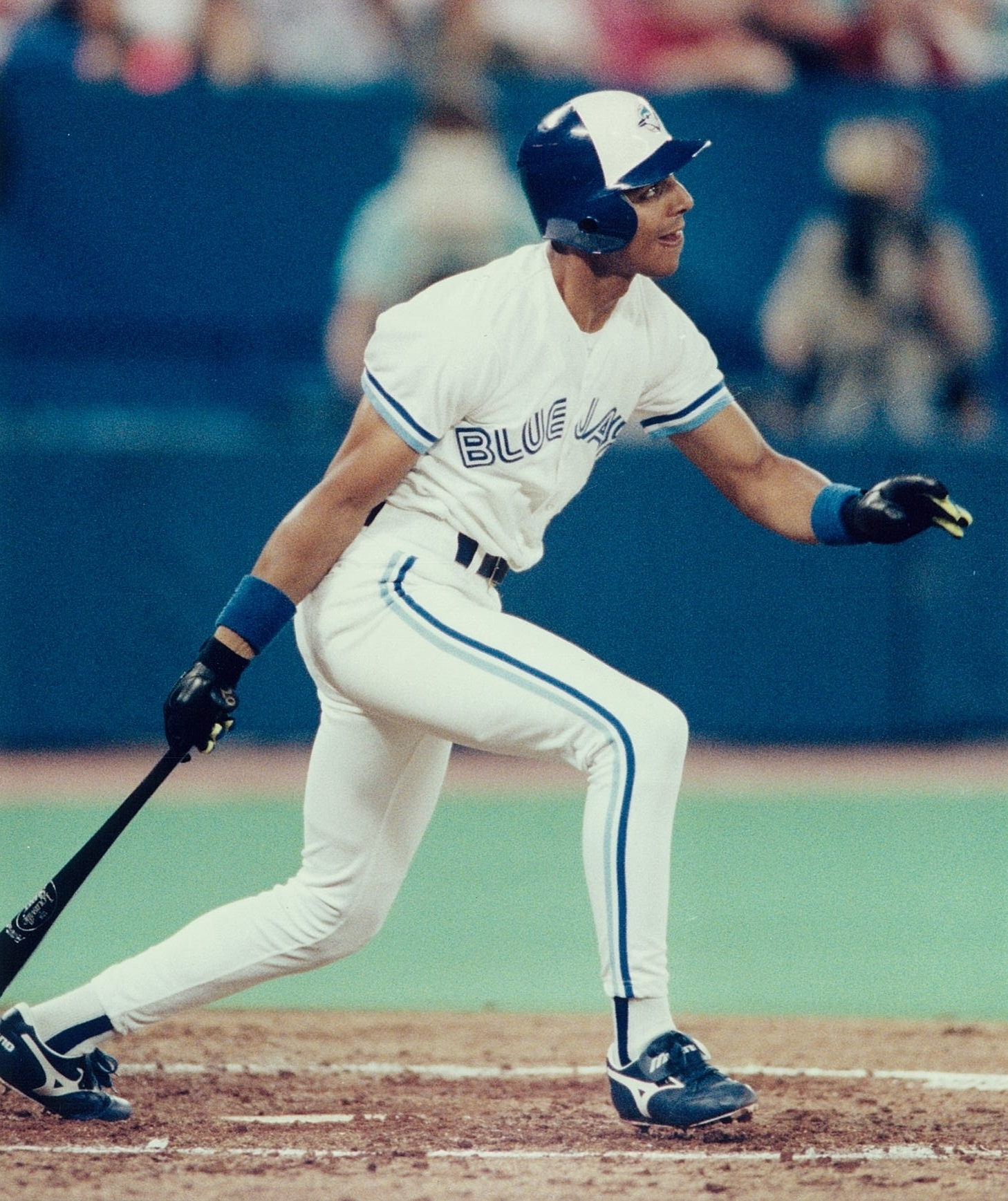 Canadian Baseball Hall of Fame inductee Rob Ducey (Cambridge, Ont.) is the answer to a very interesting Canadian baseball trivia question. Photo: Canadian Baseball Hall of Fame
