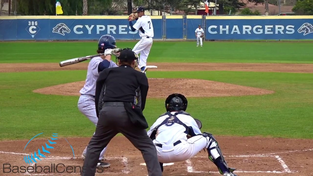 Former Ontario Terriers' INF Ryan O'Halloran (Mississauga, Ont.) batted .329 at Orange County.
