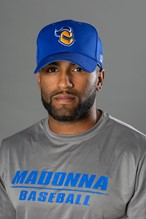 Windsor Selects grad Noah Renaud (River Canard, Ont.) batted .303 for the Madonna Crusaders.