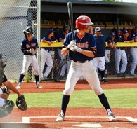 Quinn Tassie (Fort McMurray, Alta.) hit .385 for the Midland Warriors.