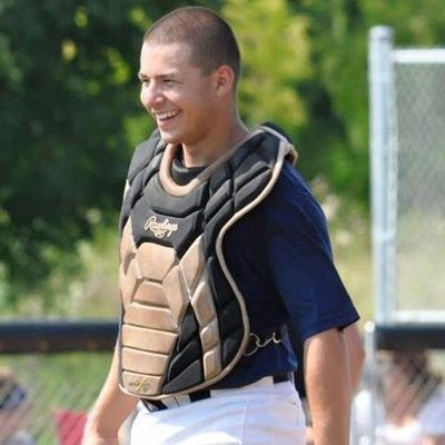 Ontario Terriers' grad C Matthew Vollmer (Kitchener, Ont.) batted .338 for Saint Francis.