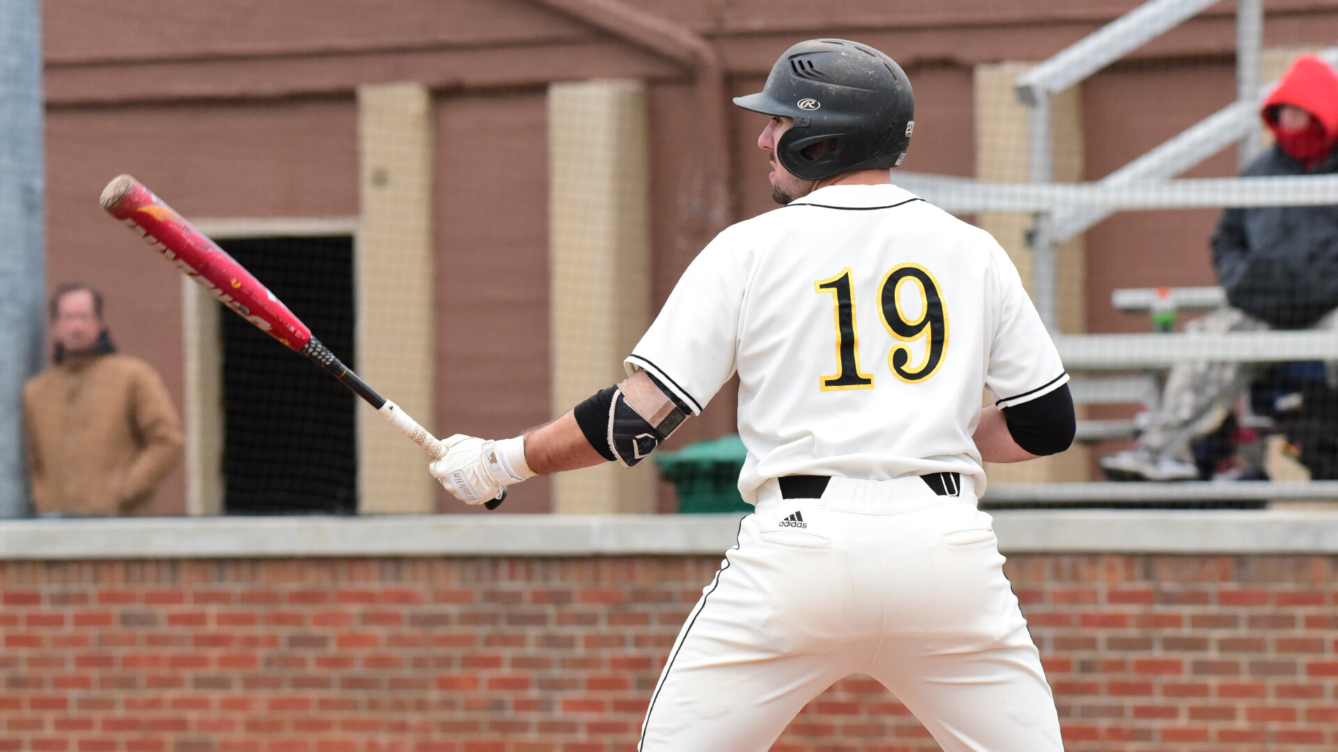 """BullettProof Prospects"""" Mason Falbo (Mississauga, Ont.) batted .261 for Centre Colonels."""