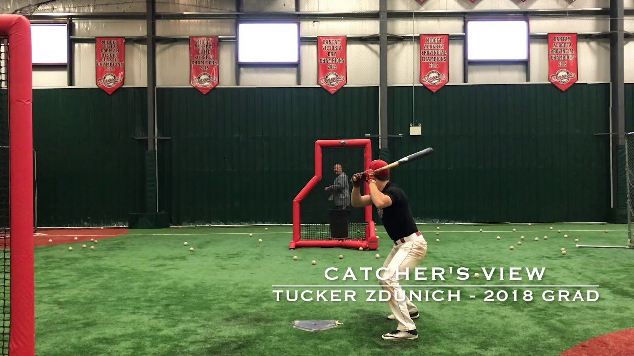 Former Oktoks Dawg Tucker Zdunich (High River, Alta.) batted .335 and had an OPS over 1.000 with 14 doubles and eight homers.