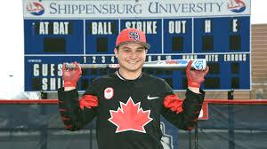 Toronto Mets grad OF Anthony Vavaroutsos (Toronto, Ont.) had 46 hits for Shippensburg