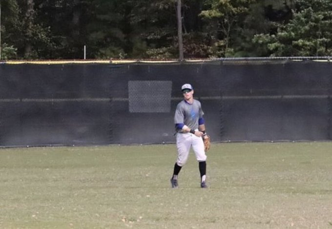 Ex-FieldHouse Pirate Brett Graham (Burlington, Ont.) had 35 hits and batted ,.292 for the Bryant & Stratton Bobcats.