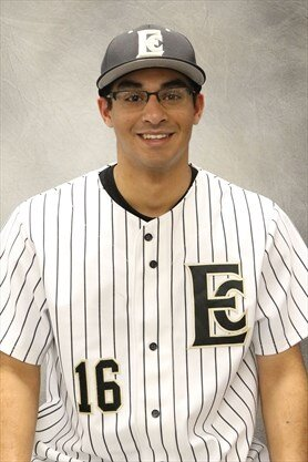 Ex-Ontario Blue Jay INF George Farid (Mississauga, Ont.) batted.242 with the East Central Warriors.