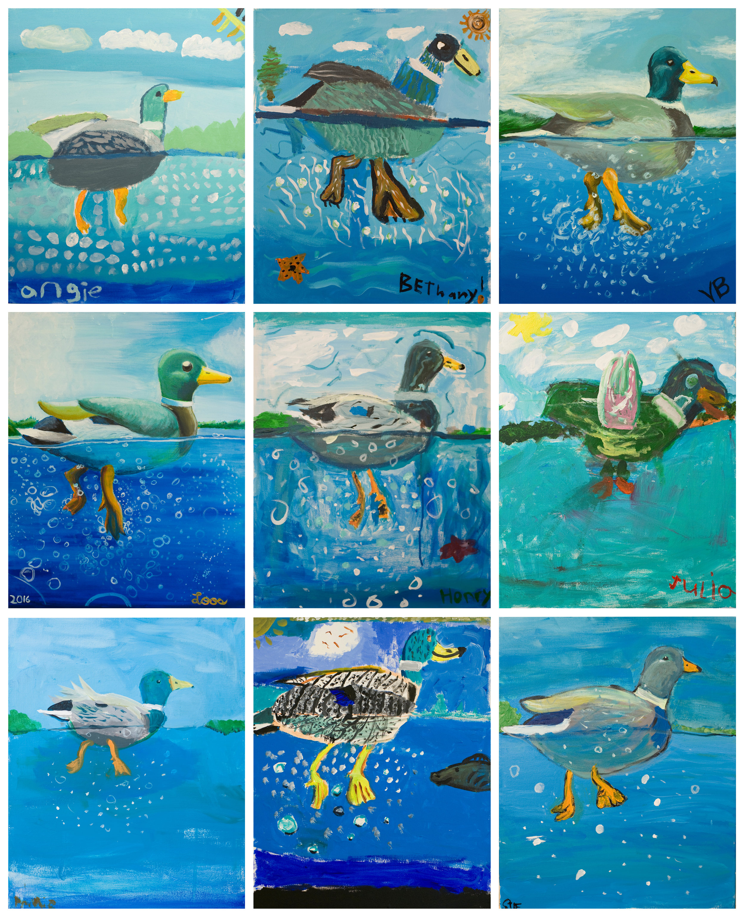 Realism with Pop (Duck collage) web.jpg
