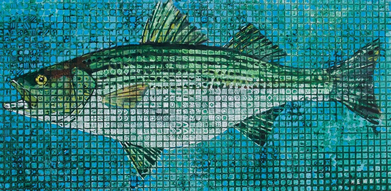 Mosaic Striper