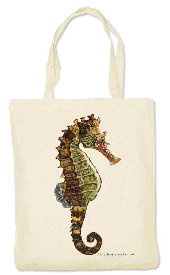 Seahorse-Realism