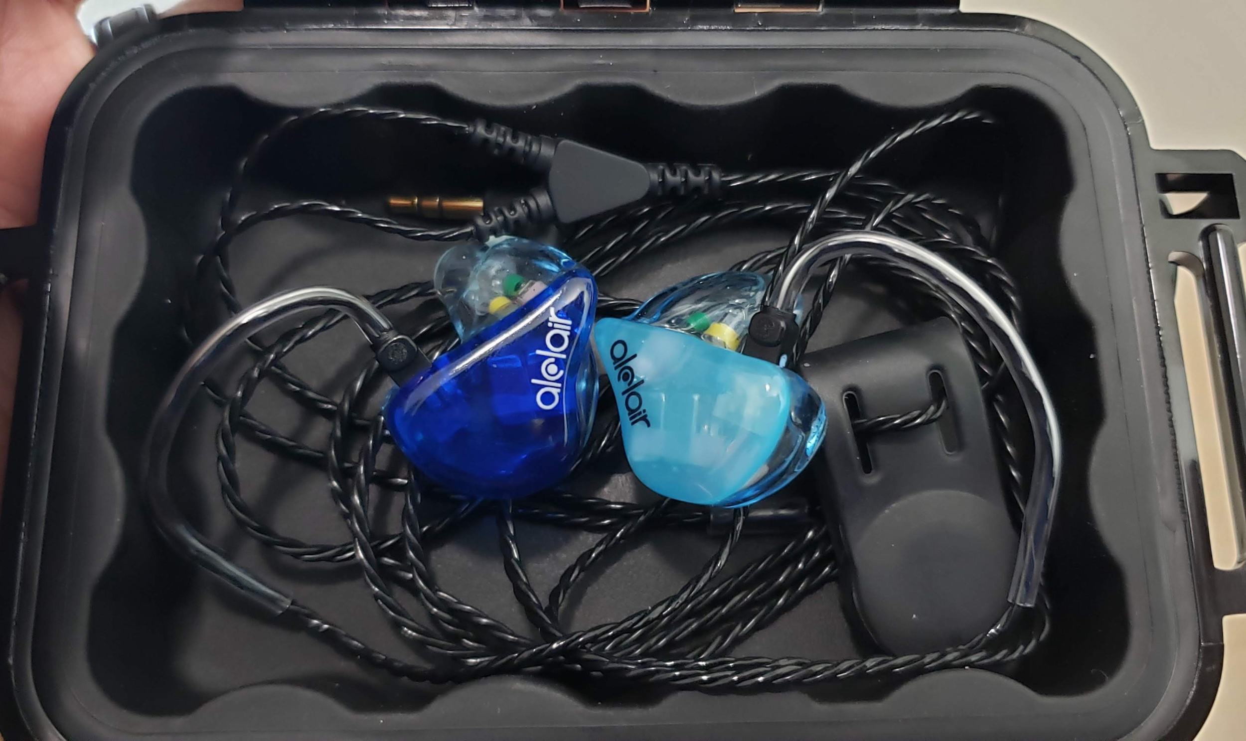 Alclair Audio - RSM Quad IEM's