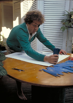 glass artist, dale chihuly