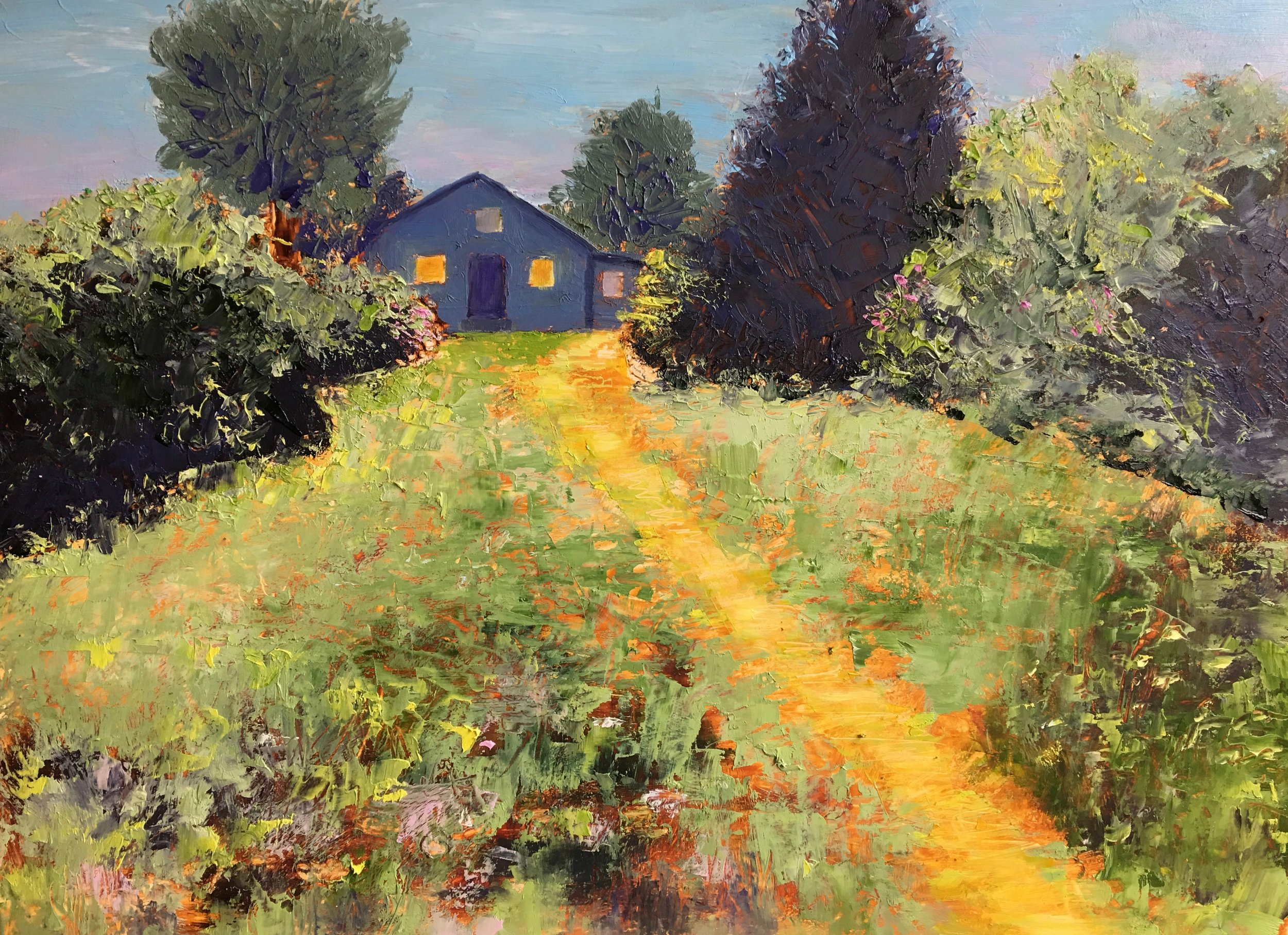The Path Through the Grass