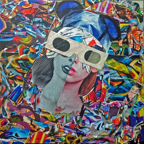 Art by Katy Hirschfeld via collage-garage.com
