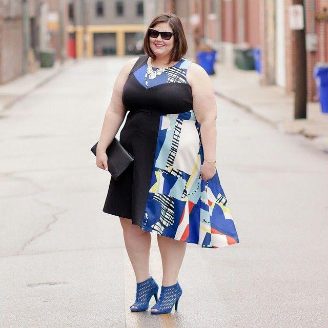Photo via ELOQUII Street Style