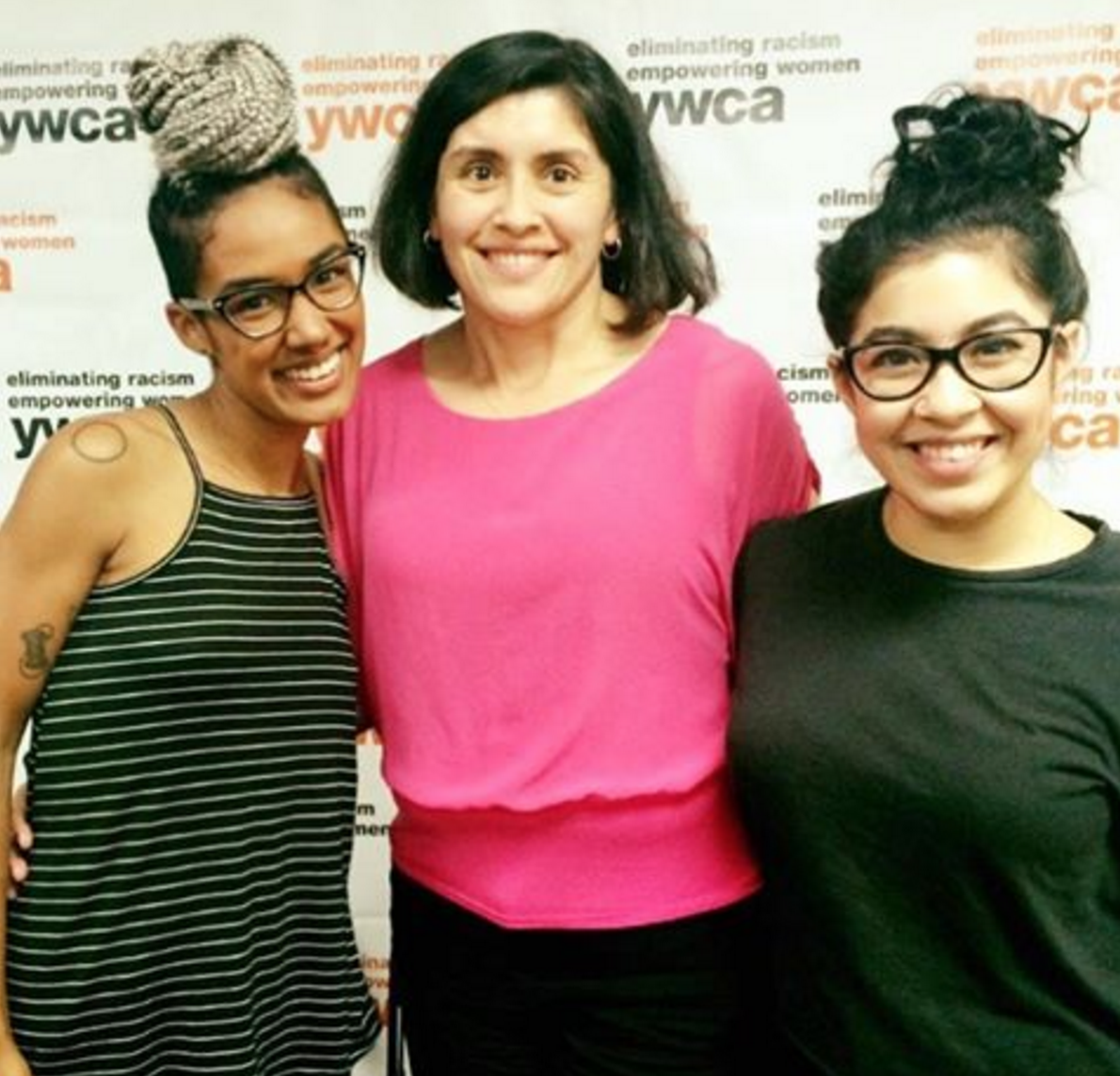 Photo from our inaugural She Talks series with the YWCA