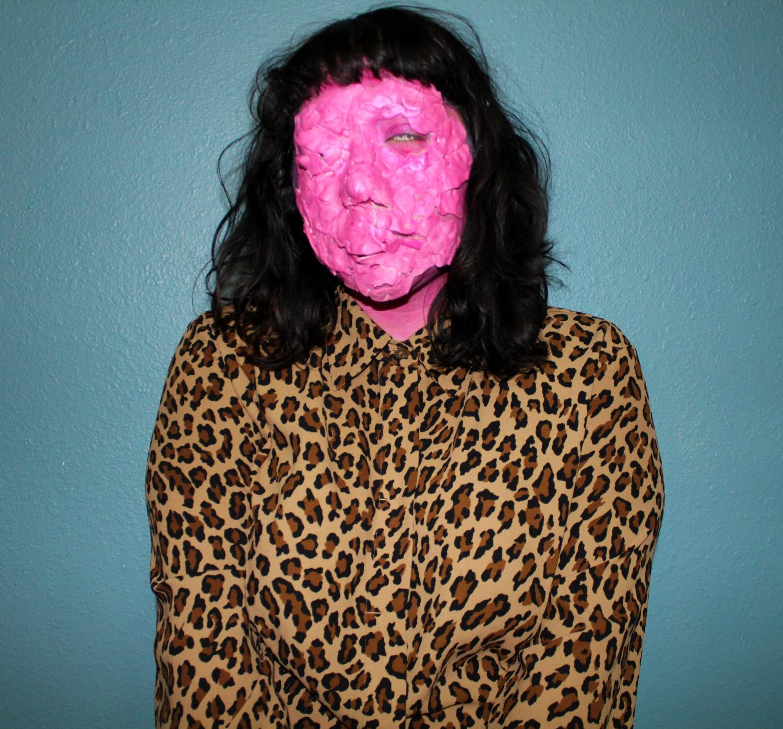 Self-portrait by Cindy Popp