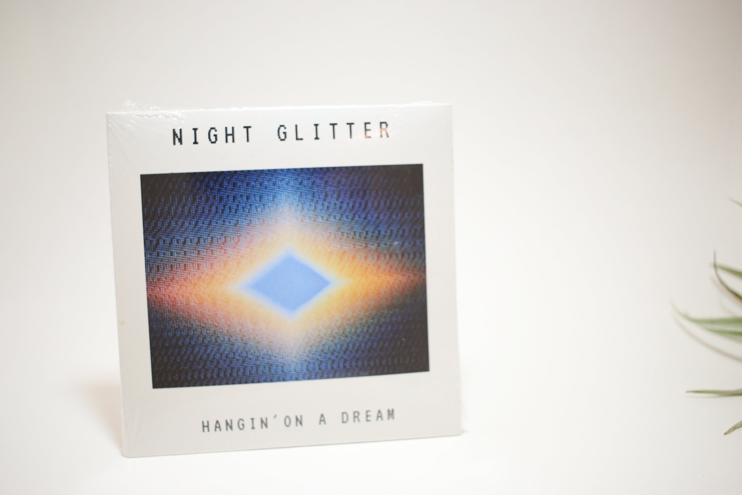 Hangin' On By A Dream EP by Night Glitter