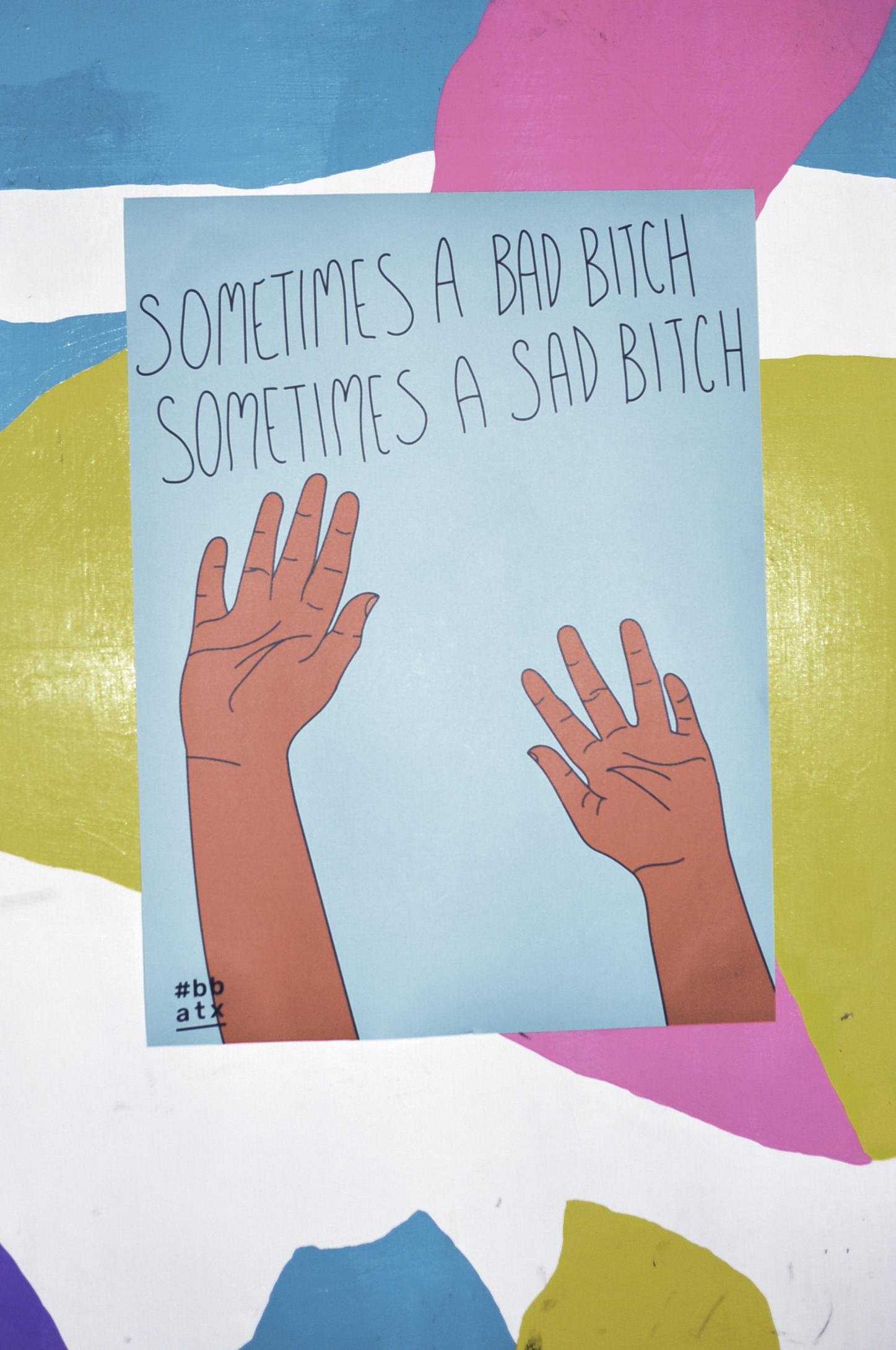 SOTU 2019 flyer series by Jasmine Brooks