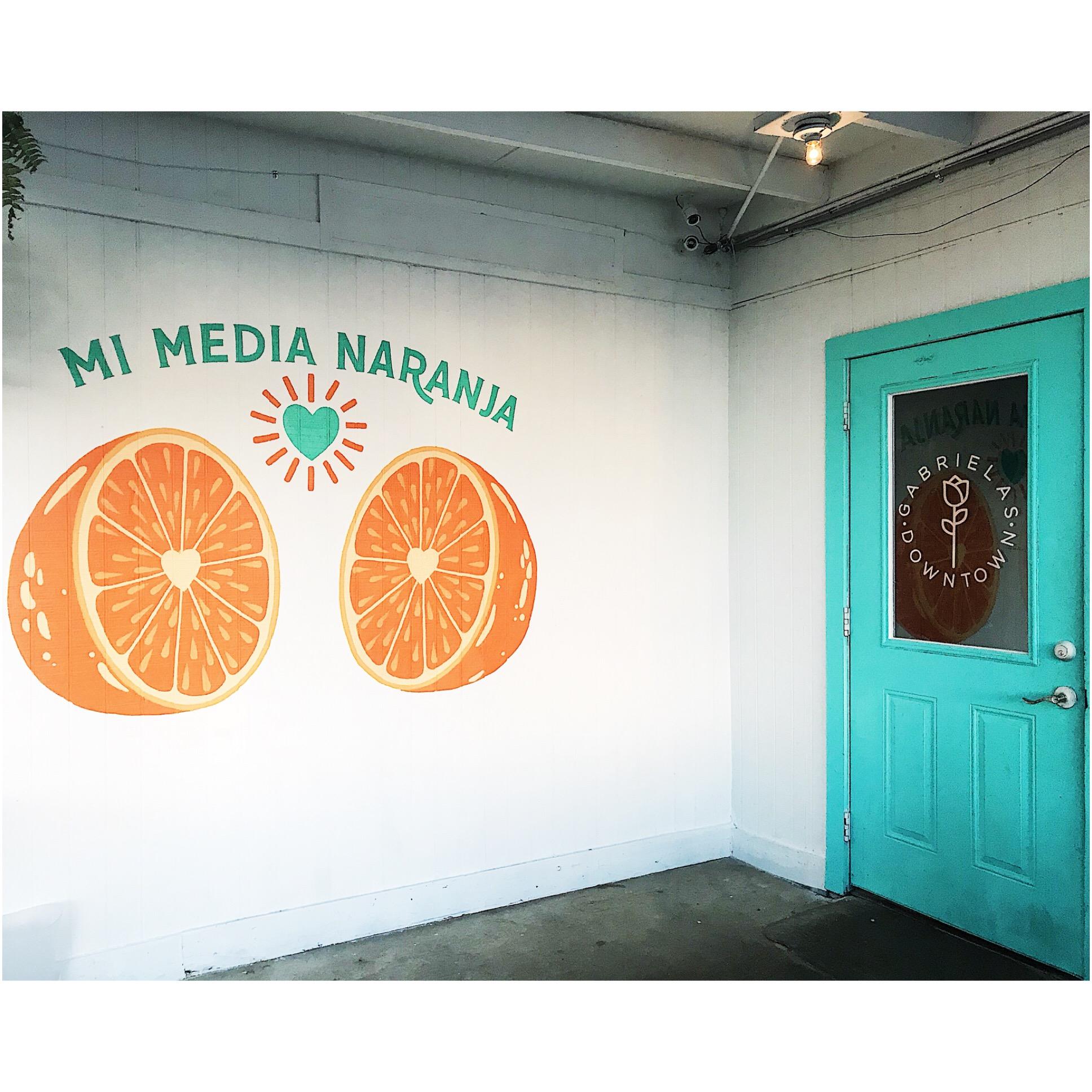 Media Naranja, 2018