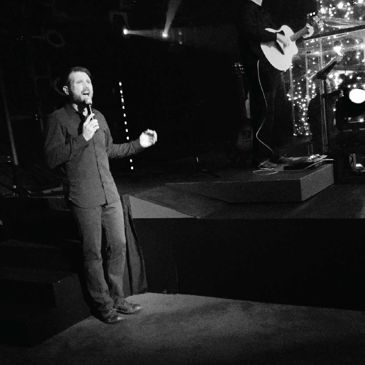 Zach Kirby - Worship Pastor