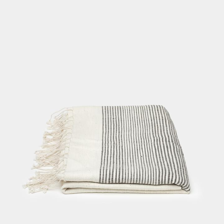 White Turkish Towel