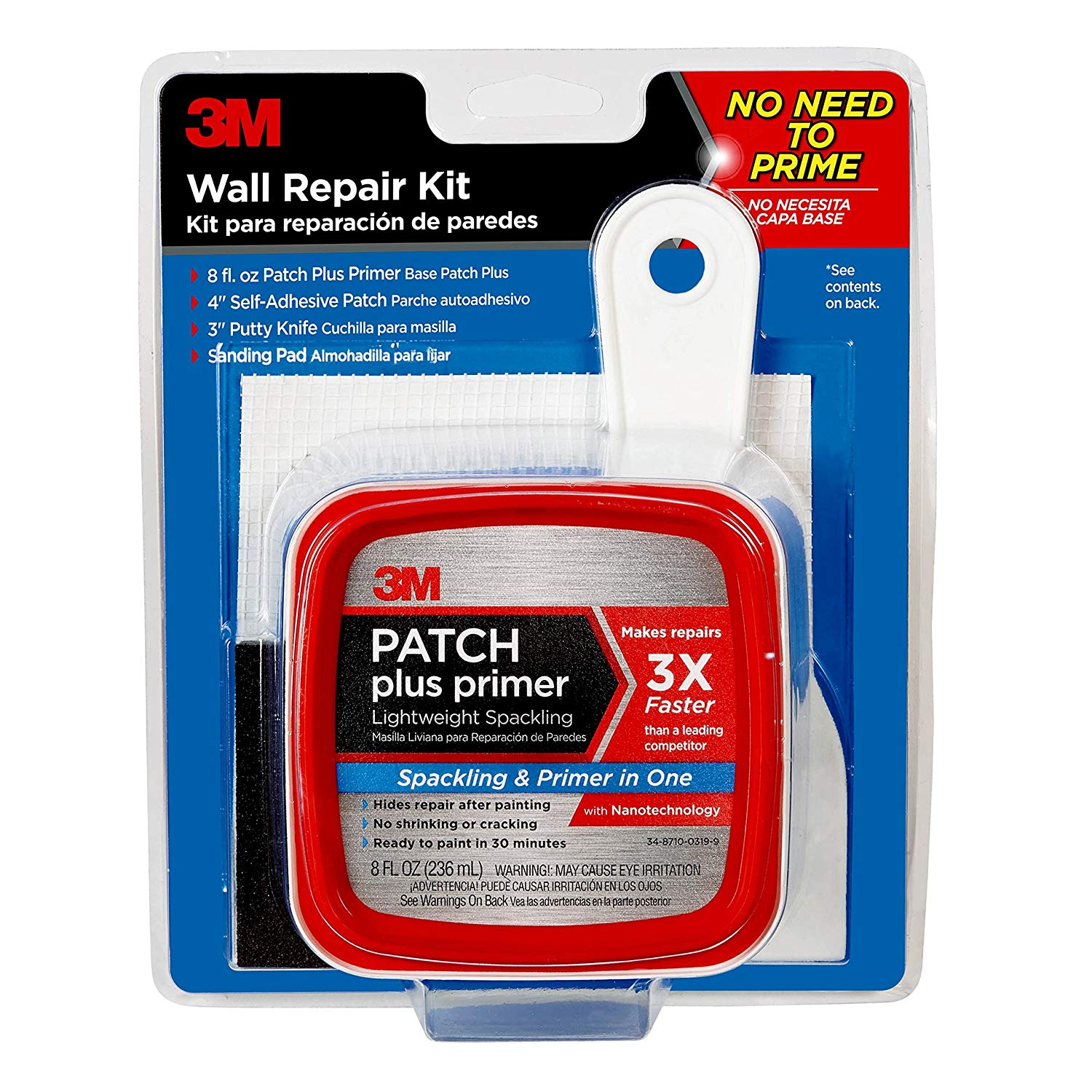 Drywall Patch Kit