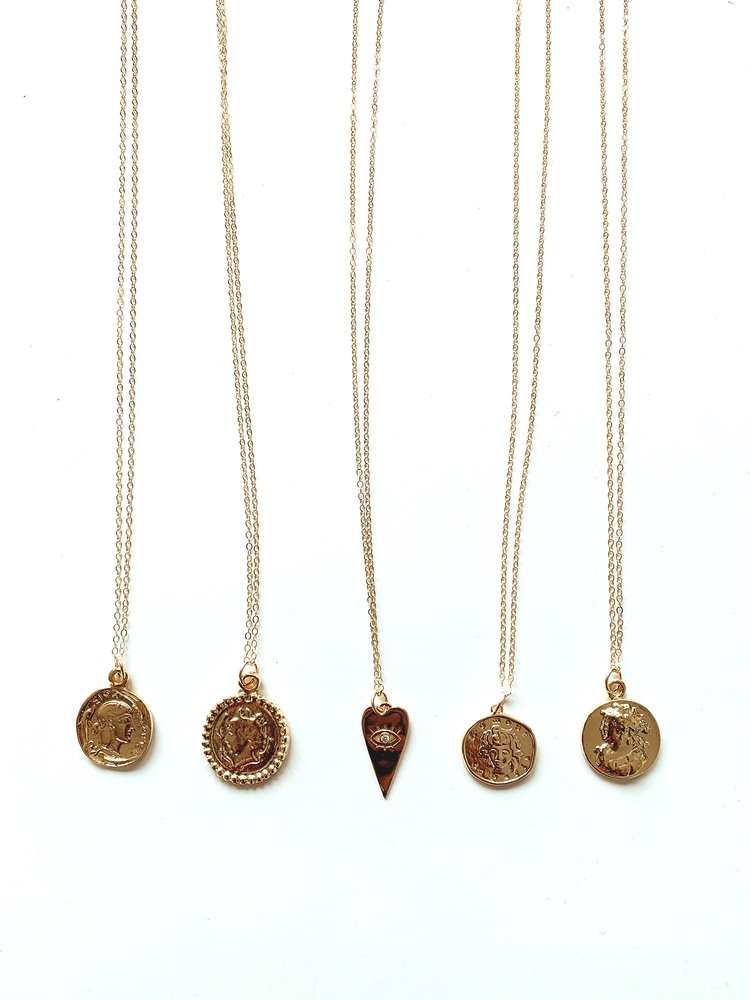 Muse Necklaces