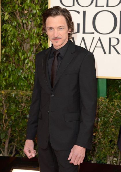 """John Hawkes / Golden Globe nominee for """"The Sessions"""""""