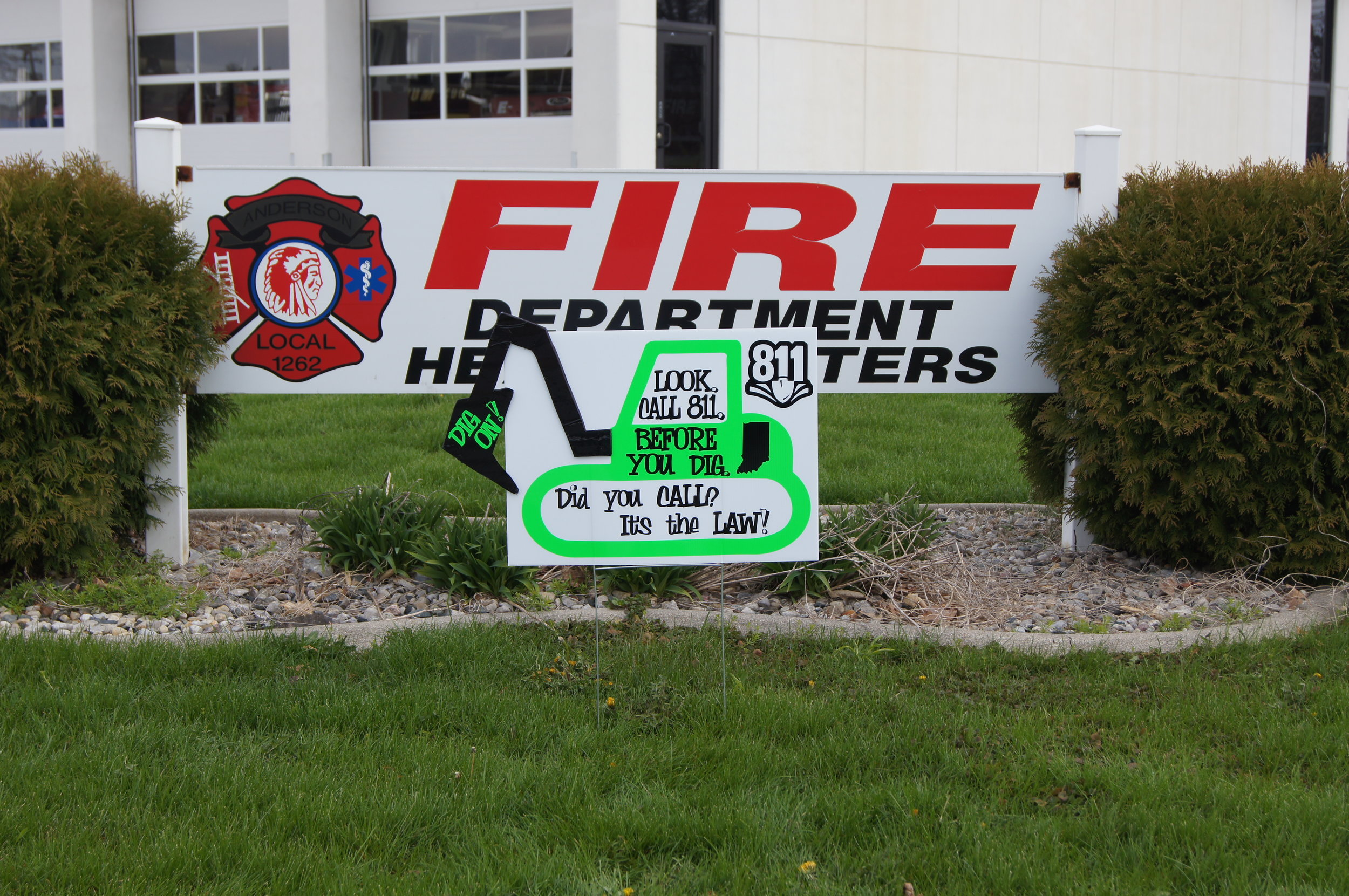 Anderson Fire Department