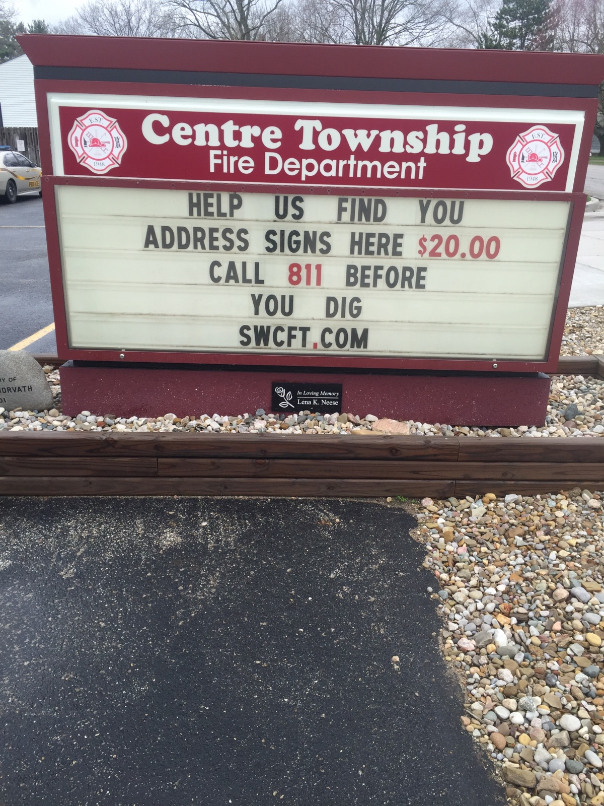 Centre Township Fire Department