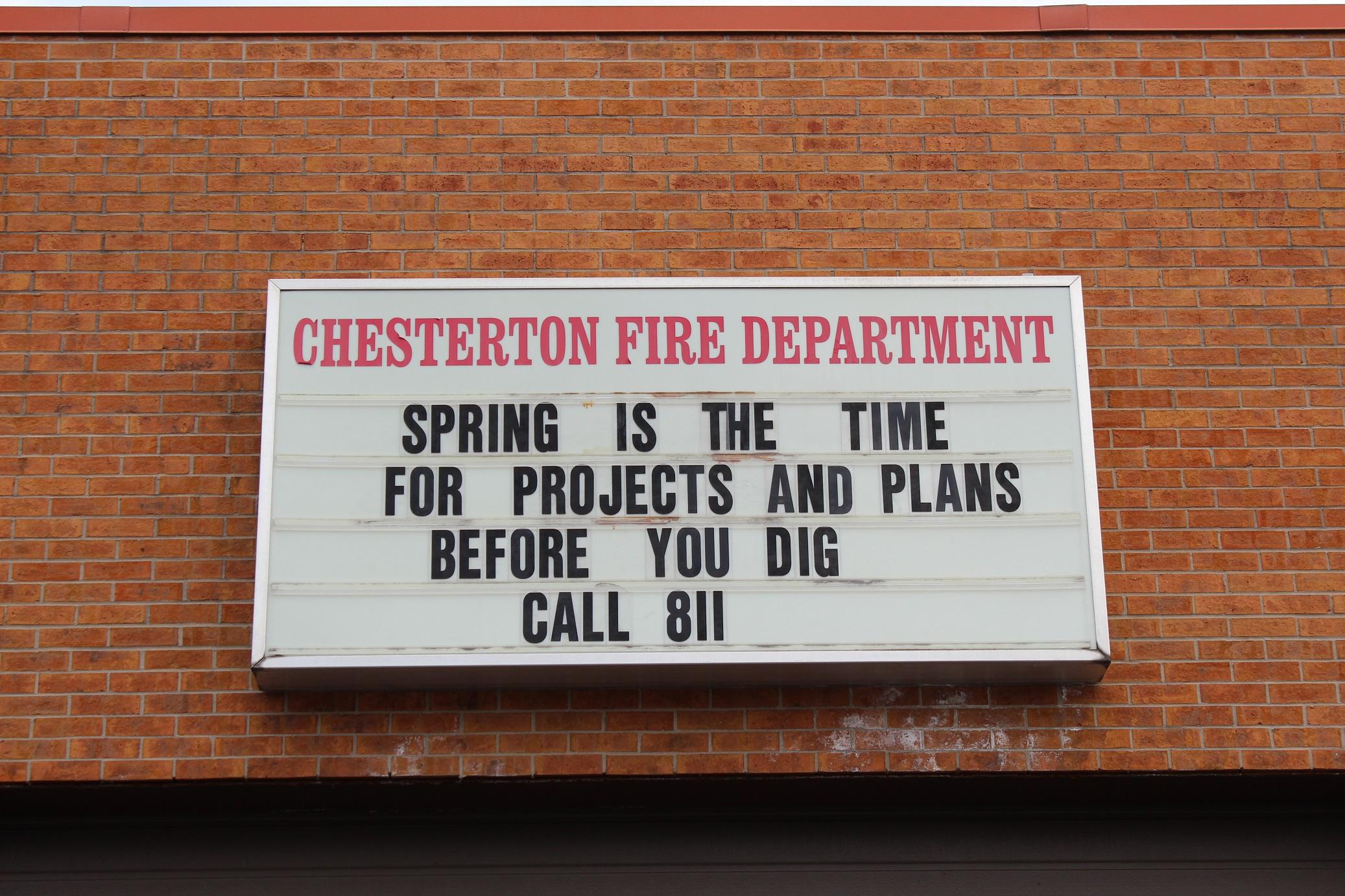 Chesterton Fire Department