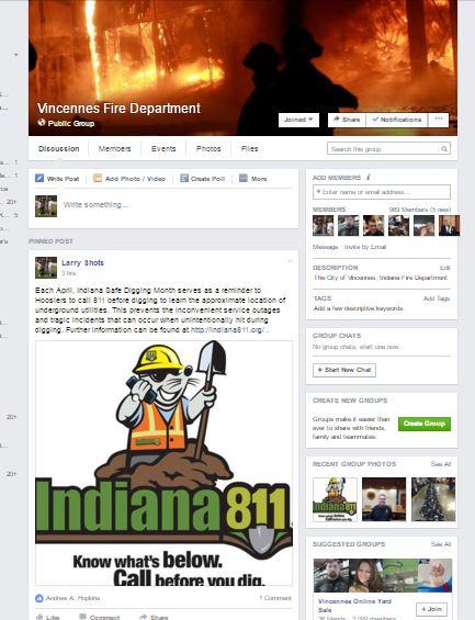 City of Vincennes Fire Department